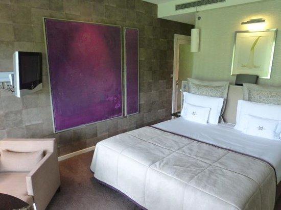 Jiva Hill Resort : Chambre