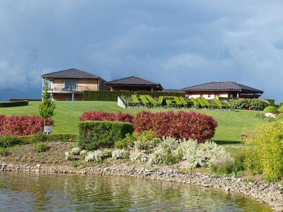 Jiva Hill Resort : Parc