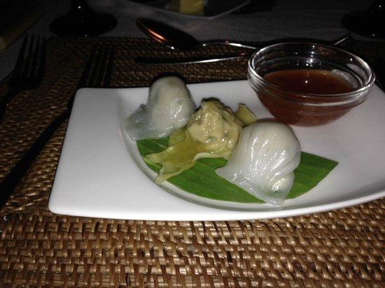 Angsana Ihuru : cena asiatica