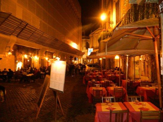 Serafini Alla Pace: снаружи