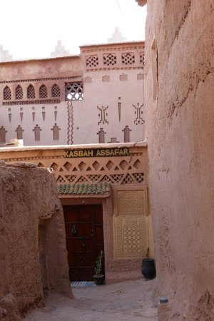 Assafar Kasbah and Trekking : Kasbah Assafar