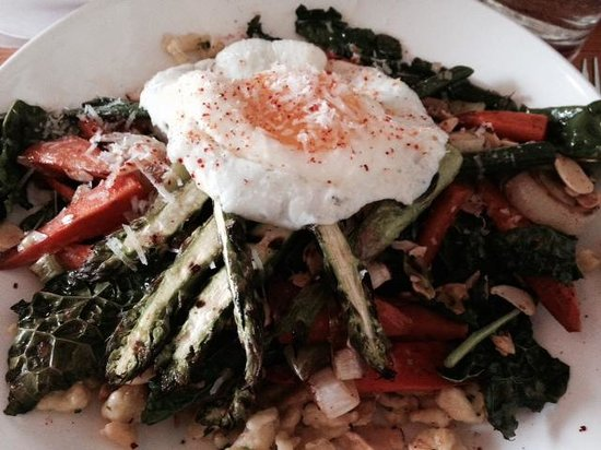 Blackbird Restaurant : Vegetarian Special