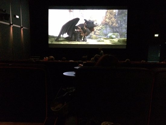 Everyman Cinema Leeds : Kiddie Saturday £2.50 for a child AND an adult, bargain! Great service too