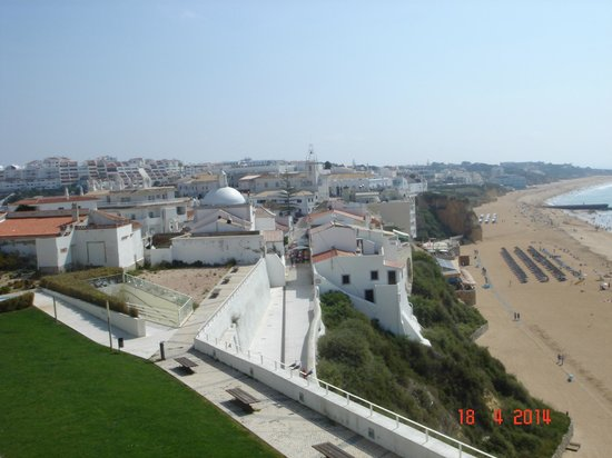 Rocamar Exclusive Hotel & Spa: View from the Room