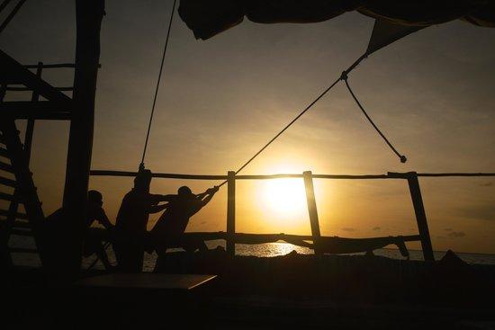 Manda Bay: Manda Dhow Ride