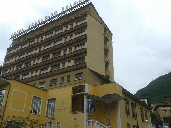 Excelsior Palace: Hotel