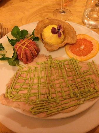 Il Merlo Ghiottone: antipasto piemontese -appetizer