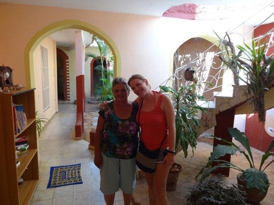 Casa Particular Maritza Hernandez : A very welcoming house