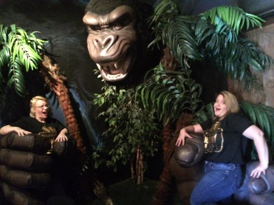 Museum of The Weird : Our King Kong photo