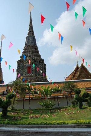 Temple du Bouddha Couché (Wat Pho) : Wat Pho