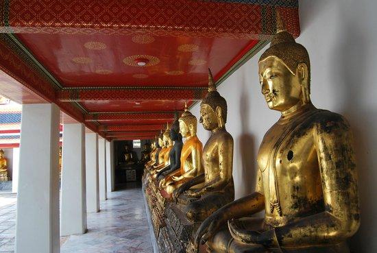 Temple du Bouddha Couché (Wat Pho) : ...