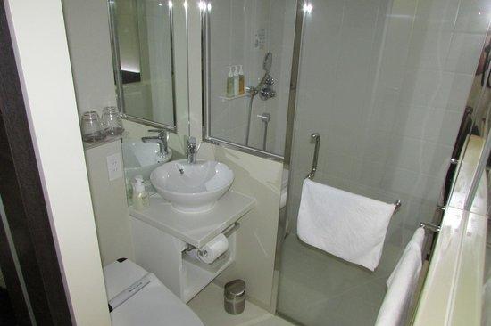 remm Akihabara: The bathroom