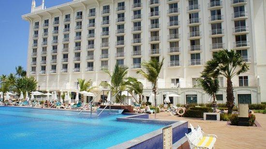 Hotel Riu Palace Aruba: fachada do hotel