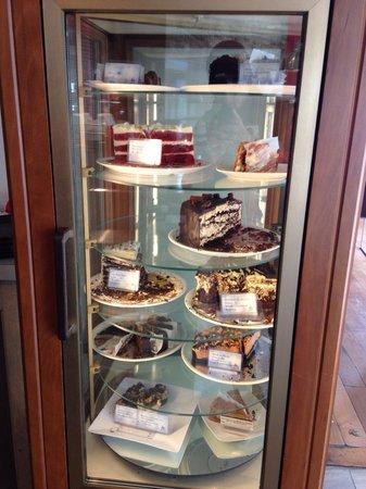 Bistro Cafe & Cucina: Decadent Cakes