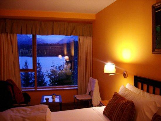 Peninsula Petit Hotel : Qué vista !