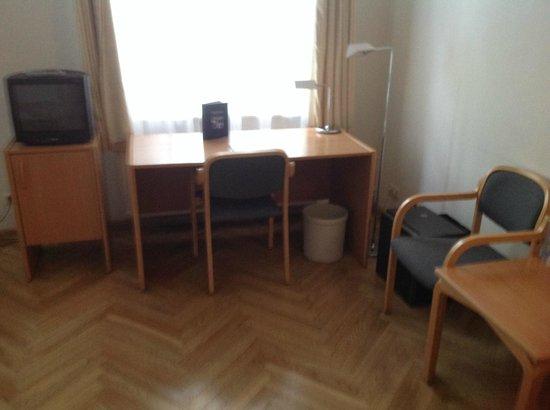 Konventa Seta Hotel : Комната (вид2)