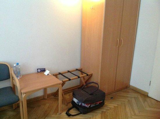 Konventa Seta Hotel : Комната (вид1)