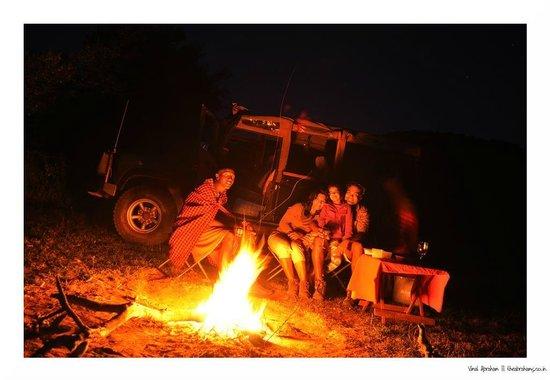 Enkewa Camp: Sun Downer