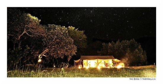 Enkewa Camp : Enkewa Mara Camp
