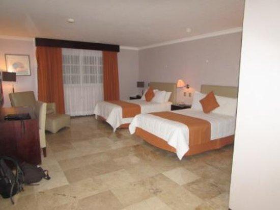 Ocean View Hotel: camera