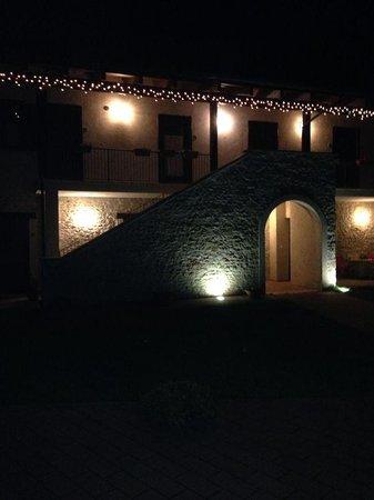 Agriturismo Le case di Quarantotti : le case dei quarantotti di notte