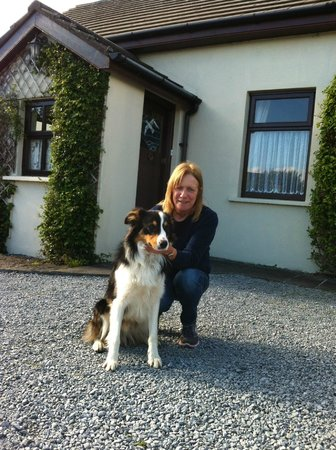 Doolin Cottage Bed & Breakfast : Carol and Pip