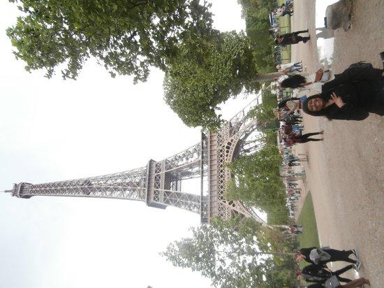 Pullman Paris Tour Eiffel : Eiffel Tower
