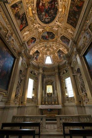 Cattedrale di Urbino: Cappella barocca