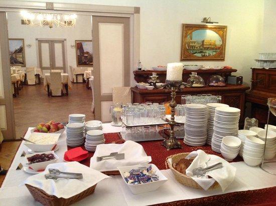 St Olav Hotel: Отличный завтрак!