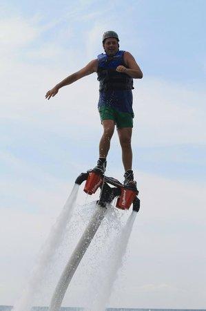 Flyboard PV: What a feeling