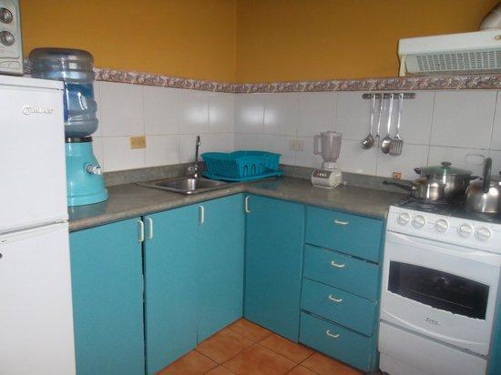 Machu Picchu Suites: Cocina De Apartment