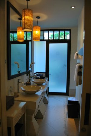 Melati Beach Resort & Spa : Bagno