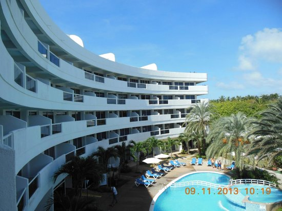 SUNSOL Caribbean Beach: vista