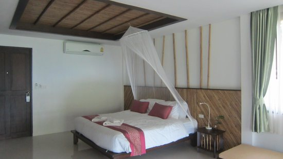 Ban Sainai Resort: Cottage from the inside