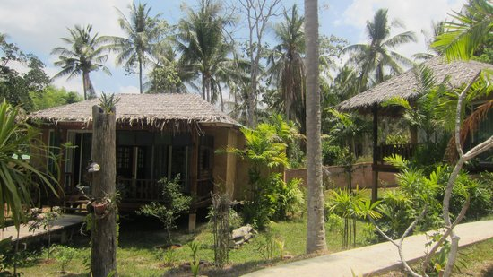 Ban Sainai Resort: Cottage from the outside