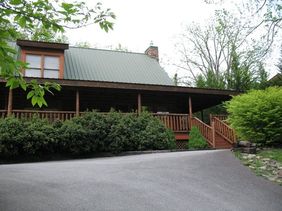 RiverStone Resort & Spa : Cabin Exterior