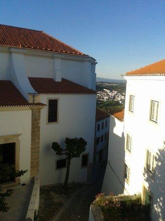 Pousada de Ourem - Fatima Historic Hotel: Vista da pousada