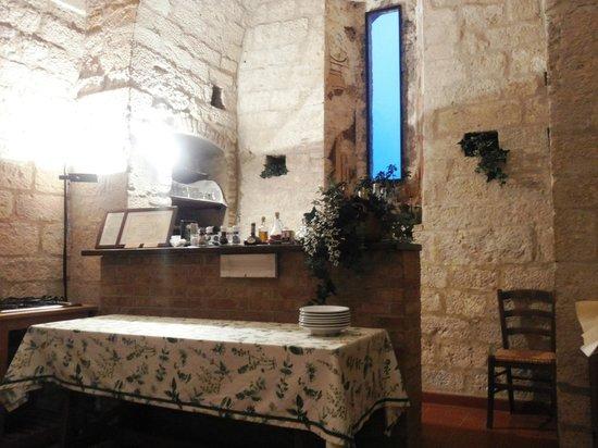 Agriturismo Podere San Lorenzo: Sala da cena