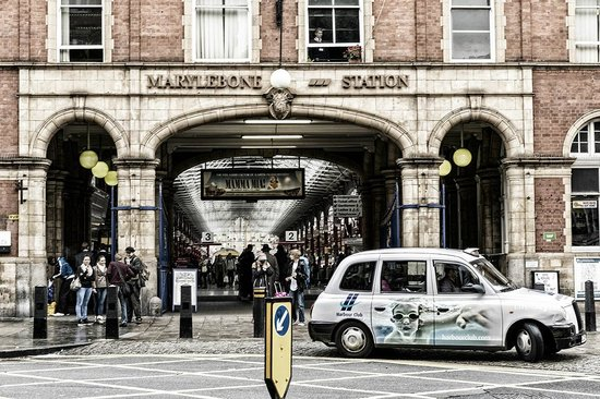 The Landmark London: Marylebone Station