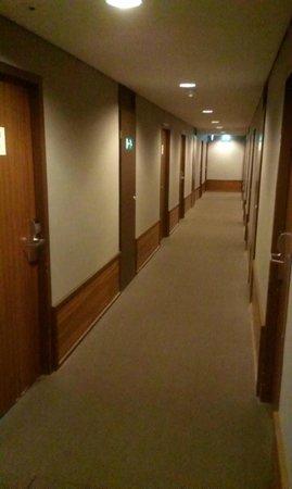 Van der Valk Hotel Venlo: hallway