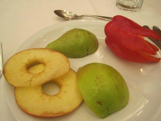 Mitsis Rinela Beach Resort & Spa: Obst& Gemüse