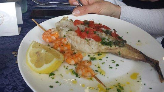 Hotel Lido : Attenti anche a menù per celiaci