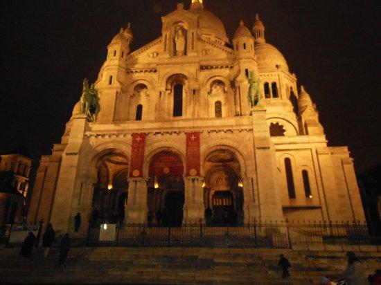 Basilique du Sacré-Cœur de Montmartre : Basilica del Sacro Cuore, Montmartre