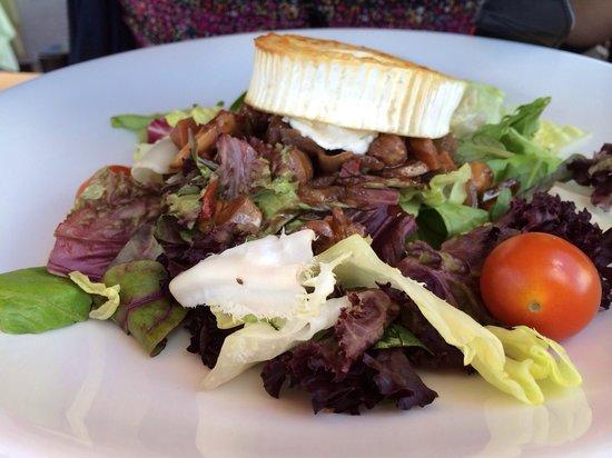 Restaurant Curia Reial SL. : Ensalada