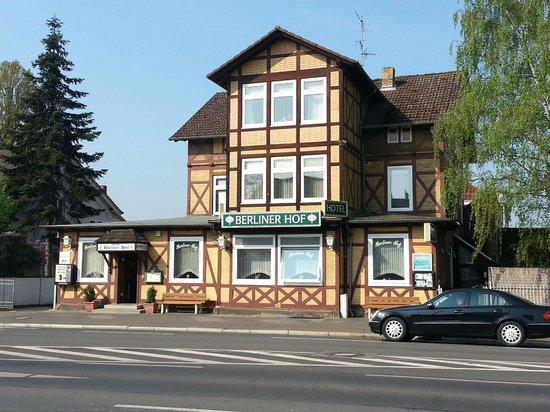 Hotel Berliner Hof Gottingen