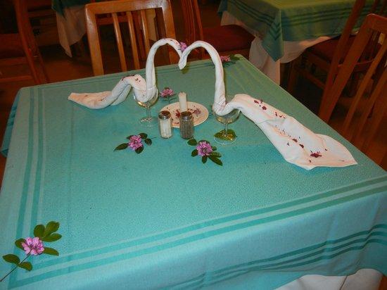 Le Marabout Hotel : Miejsce spozywania posiłków