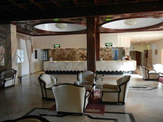 Le Marabout Hotel : Recepcja