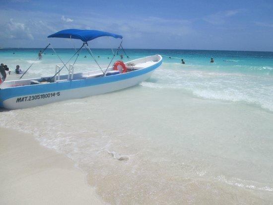 Mayan Beach: beach1