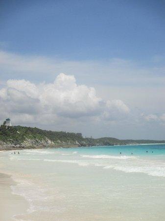 Mayan Beach: beach2