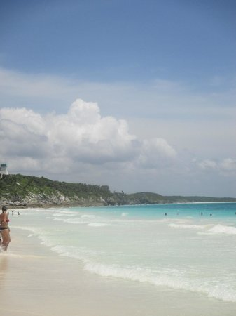 Mayan Beach: beach 5
